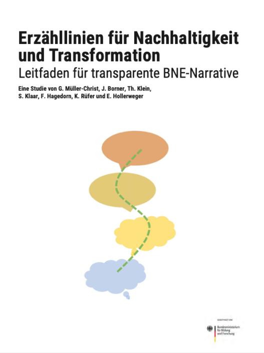 Erzähllinien für Nachhaltigkeit und Transformation